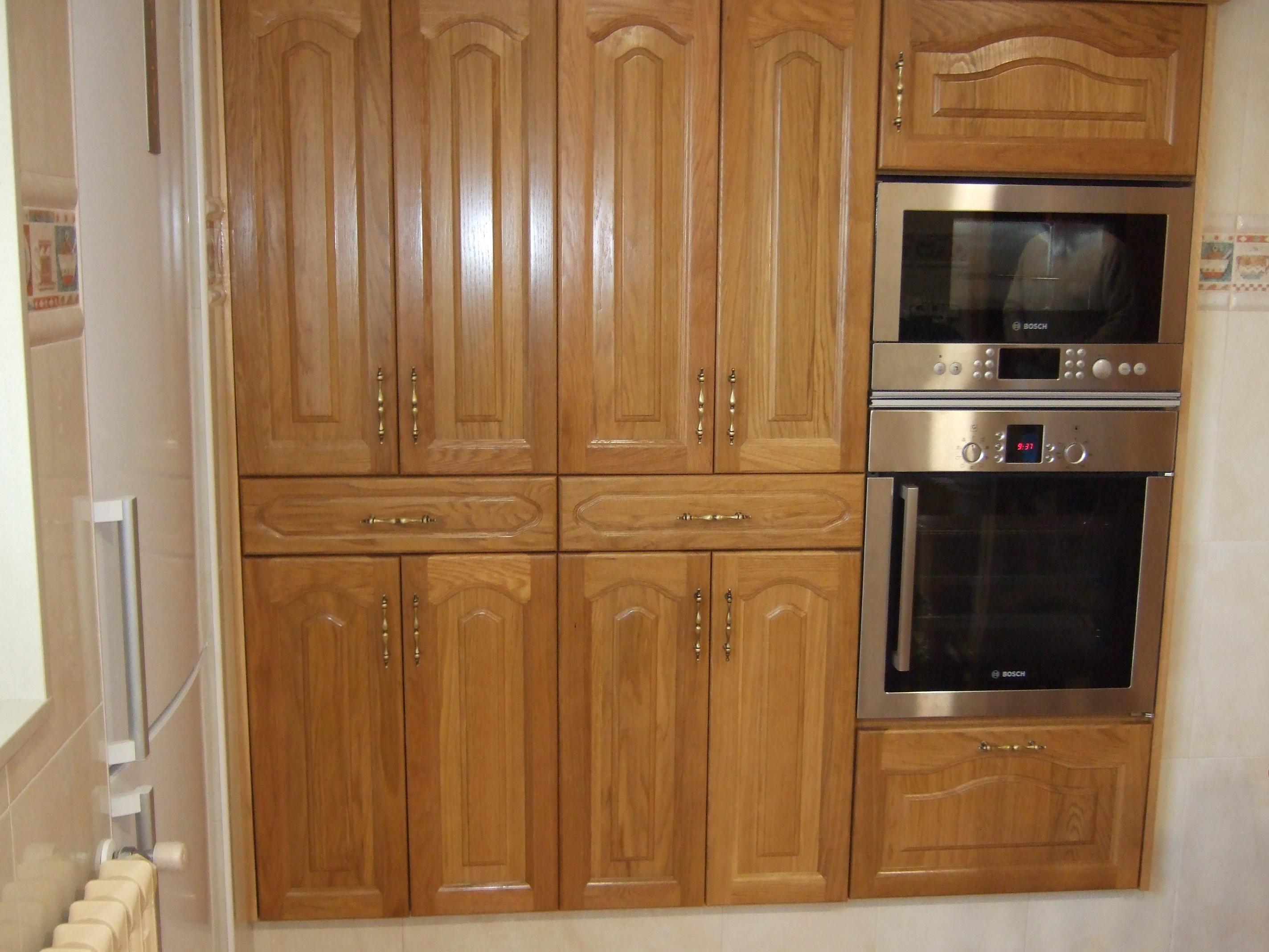 Muebles de Cocina – Carpinteria Francisco Castro