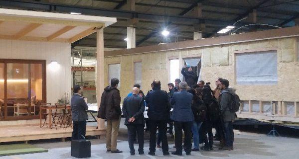 AITIM Inaugura Su Canal En Youtube Con Tres Vídeos Sobre Casas Modulares Pasivas De Madera