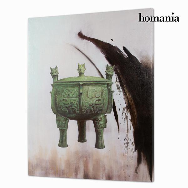 Cuadro óleo urna by Homania