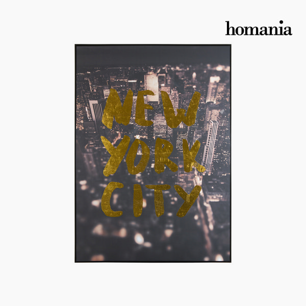 Cuadro new york city sobre lie by Homania