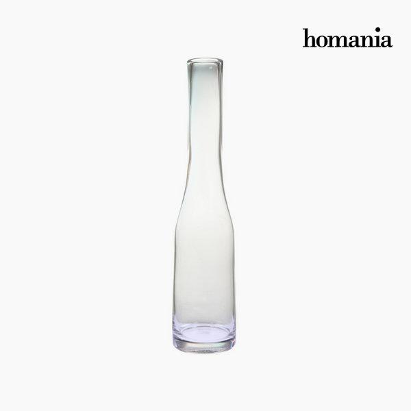 Jarrón de cristal transparente by Homania