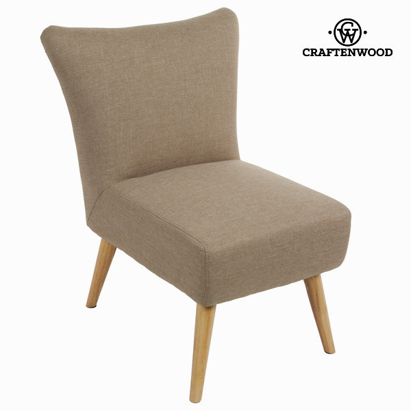 Sillón sixty beige – Colección Love Sixty by Craftenwood