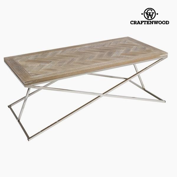 Mesa de Centro Teca (120 x 60 x 45 cm) by Craftenwood