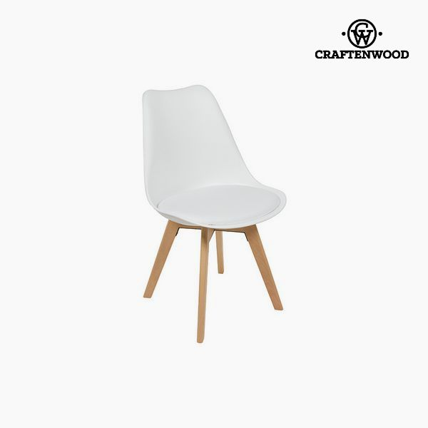 Silla Blanco (49 x 54 x 83 cm) by Craftenwood