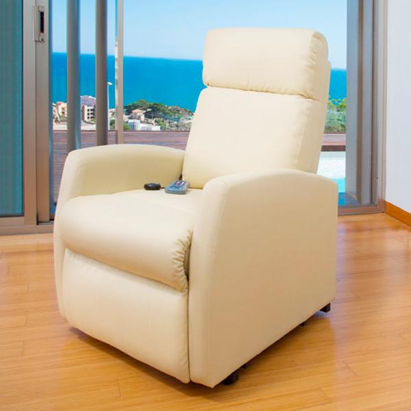Sillón Relax Masajeador Craftenwood Compact 6024