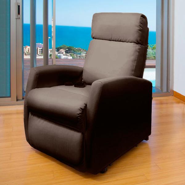 Sillón Relax Masajeador Craftenwood Compact 6022