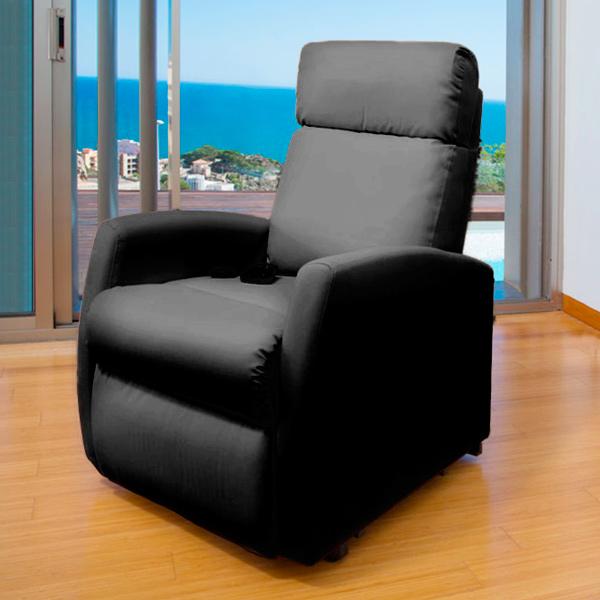 Sillón Relax Masajeador Craftenwood Compact 6021