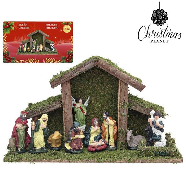 Belén de Navidad Christmas Planet 4448 (9 pcs)