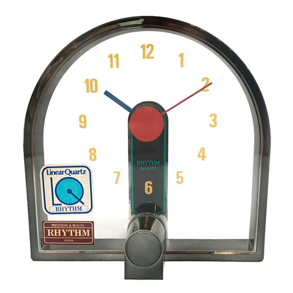 Reloj De Mesa Rhythm NO-4RG420 (16 X 16 Cm)