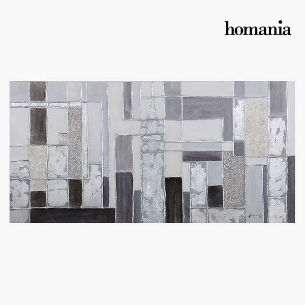 Cuadro Óleo (70 x 4 x 140 cm) by Homania