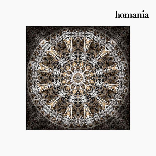 Cuadro (100 x 6 x 100 cm) by Homania