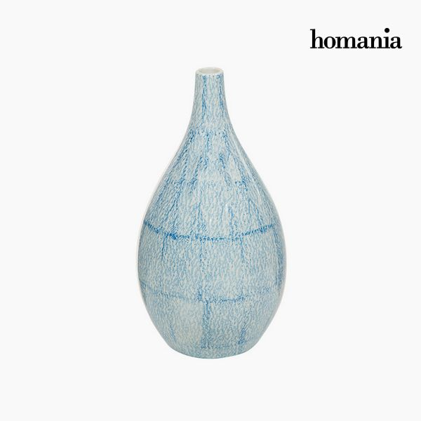 Jarrón Gres (18 x 18 x 33 cm) – Colección Pure Crystal Deco by Homania