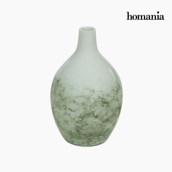 Jarrón Gres (20 x 20 x 32 cm) – Colección Pure Crystal Deco by Homania