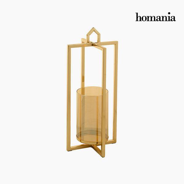 Candelabro Dorado – Colección Queen Deco by Homania
