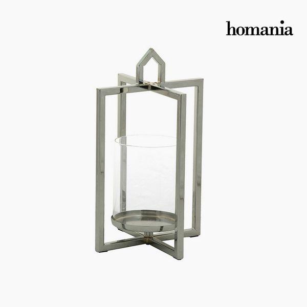Candelabro Plateado – Colección Queen Deco By Homania
