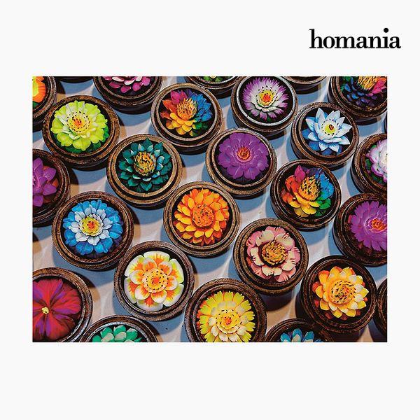 Cuadro (80 x 3 x 60 cm) by Homania