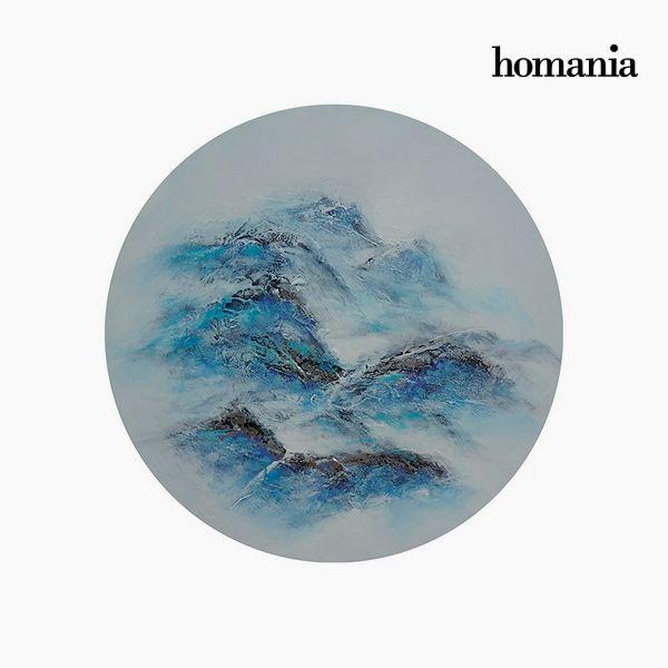 Cuadro Óleo (60 x 4 x 60 cm) by Homania