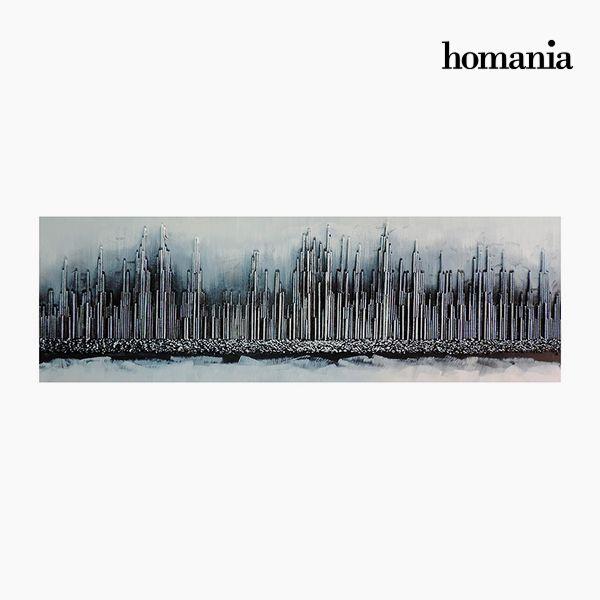 Cuadro Óleo (50 x 4 x 150 cm) by Homania