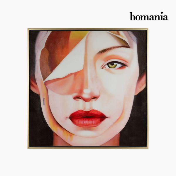 Cuadro Acrílico (92 x 4 x 92 cm) by Homania