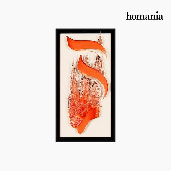 Cuadro Acrílico (62 x 4 x 122 cm) by Homania