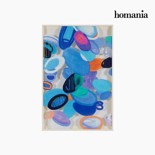 Cuadro Acrílico (64 x 4 x 92 cm) by Homania