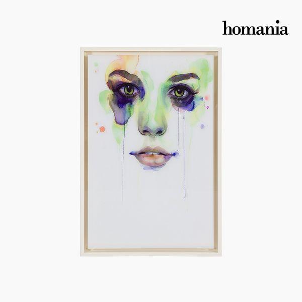 Cuadro Acrílico (42 x 4 x 62 cm) by Homania