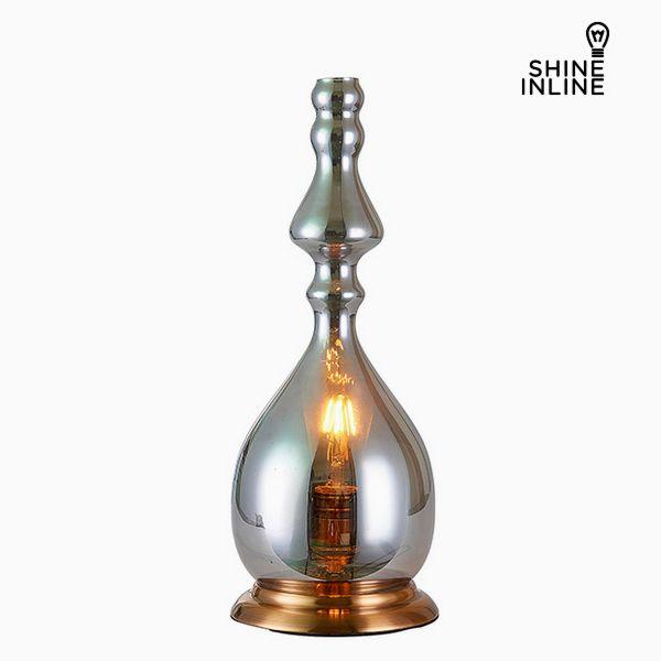 Lámpara de Mesa (18 x 18 x 47 cm) by Shine Inline