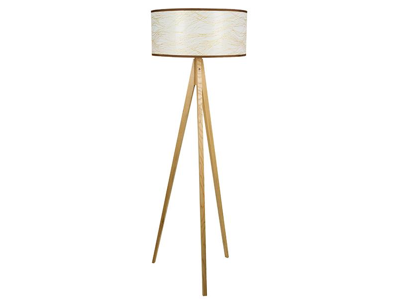 Lámpara de Pie (45 x 45 x 165 cm)