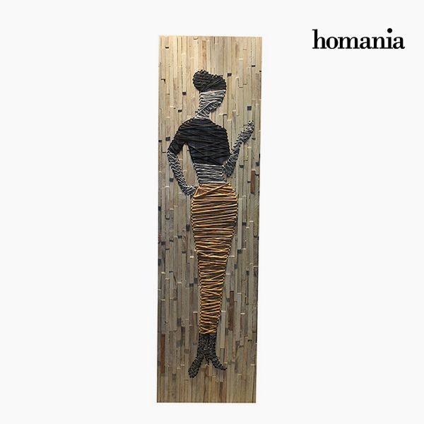 Cuadro (51 x 3 x 83 cm) by Homania