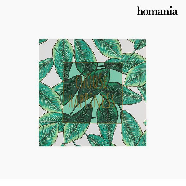 Cuadro (79 X 4 X 79 Cm) By Homania
