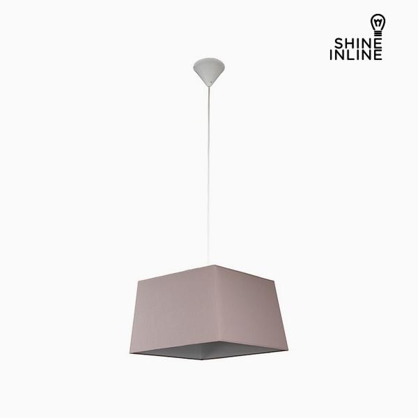 Lámpara de Techo Marrón (40 x 30 x 25 cm) by Shine Inline