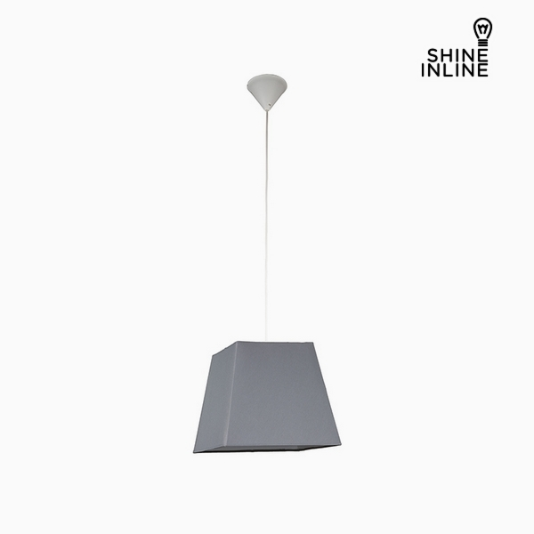 Lámpara de Techo Gris (30 x 20 x 25 cm) by Shine Inline