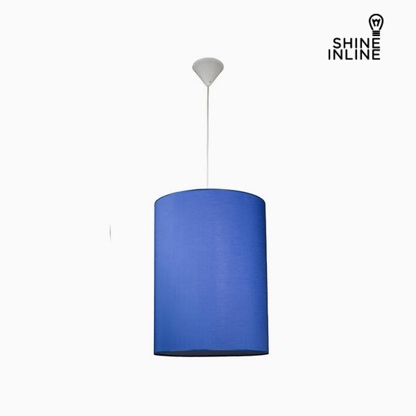 Lámpara de Techo Azul (45 x 45 x 60 cm) by Shine Inline