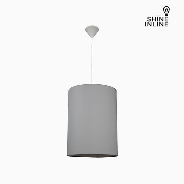 Lámpara de Techo Gris (45 x 45 x 60 cm) by Shine Inline