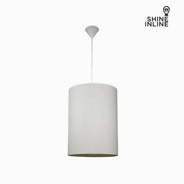 Lámpara de Techo Crema (45 x 45 x 60 cm) by Shine Inline