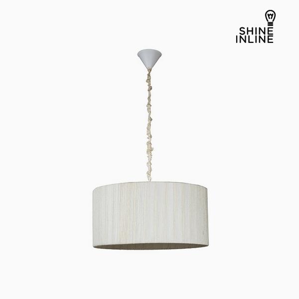 Lámpara de Techo Algodón Poliéster (45 x 45 x 22 cm) by Shine Inline