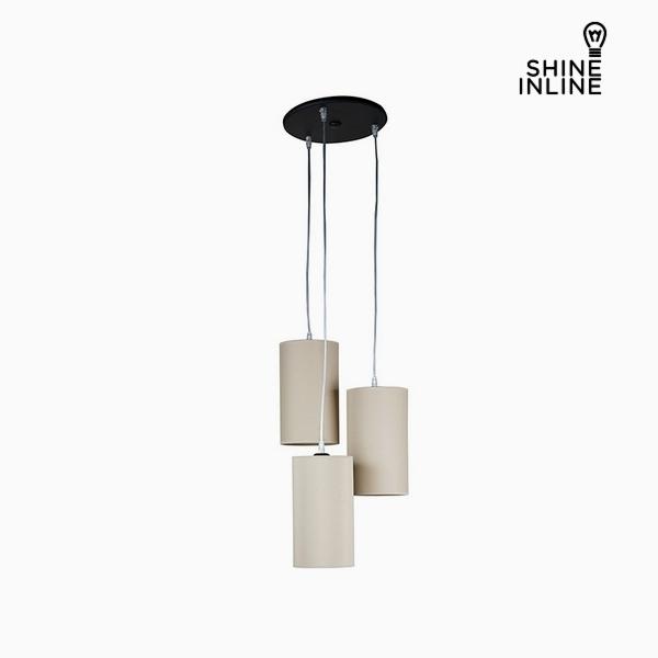 Lámpara de Techo Marrón claro (45 x 45 x 70 cm) by Shine Inline