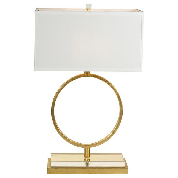 Lámpara de Mesa Circle (45 x 19 x 73 cm)