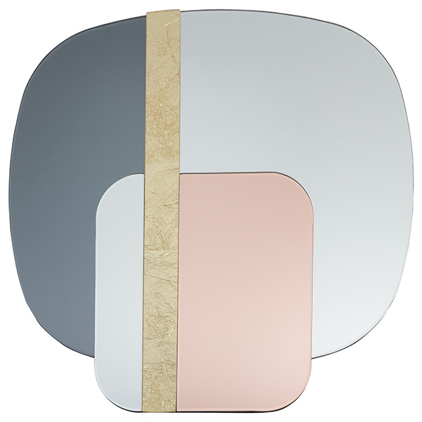 Espejo Double (60 x 4 x 60 cm)