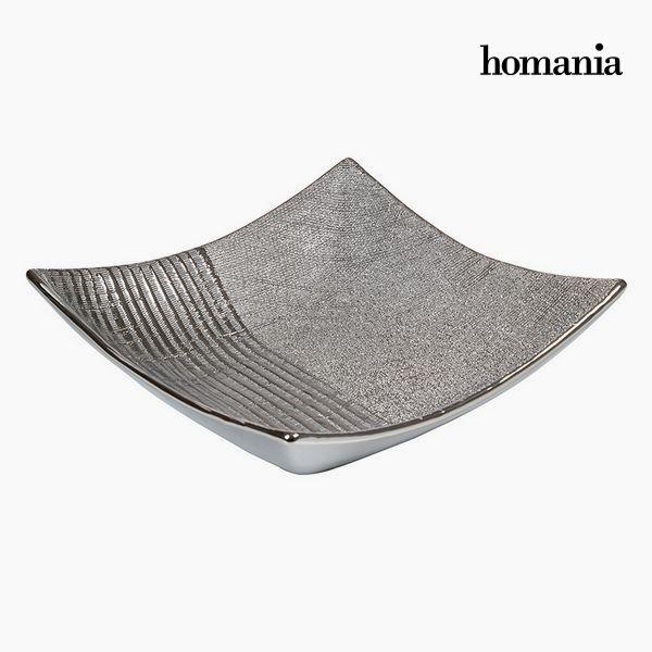 Centro de Mesa Plata – Colección New York by Homania
