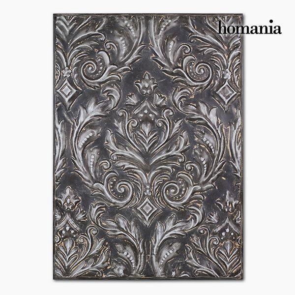 Cuadro Hojas (67 x 5 x 93 cm) by Homania