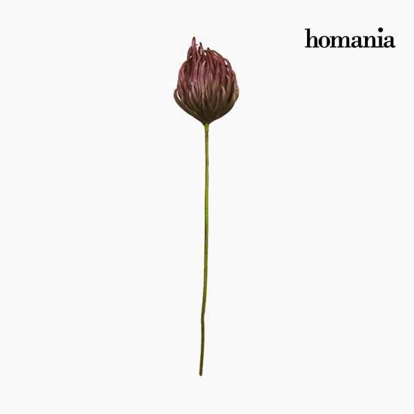 Figura Decorativa Flor Espuma Púrpura (87 cm) by Homania