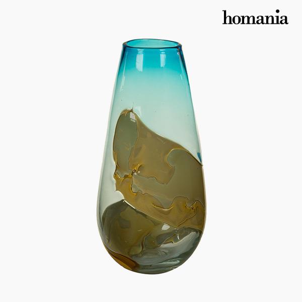 Jarrón Cristal (18 X 18 X 38 Cm) – Colección Pure Crystal Deco By Homania