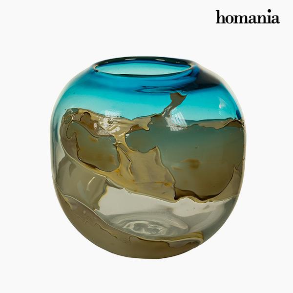 Jarrón Cristal (28 x 28 x 25 cm) – Colección Pure Crystal Deco by Homania