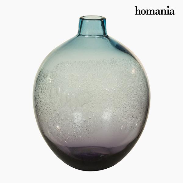 Jarrón Cristal (22 x 22 x 28 cm) – Colección Pure Crystal Deco by Homania