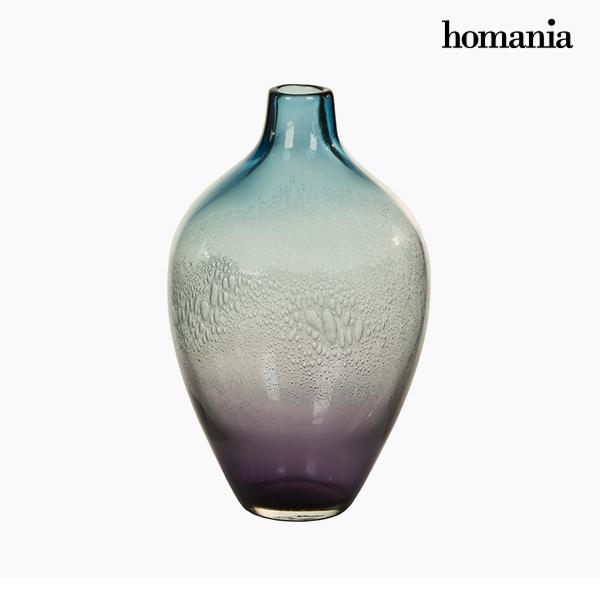Jarrón Cristal (17 x 17 x 28 cm) – Colección Pure Crystal Deco by Homania