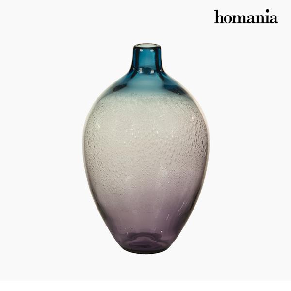 Jarrón Cristal (20 x 20 x 35 cm) – Colección Pure Crystal Deco by Homania