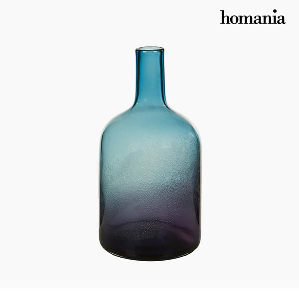 Jarrón Cristal (17 x 17 x 35 cm) – Colección Pure Crystal Deco by Homania