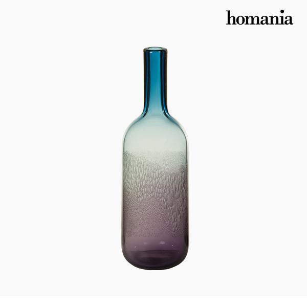 Jarrón Cristal (11 x 11 x 38 cm) – Colección Pure Crystal Deco by Homania