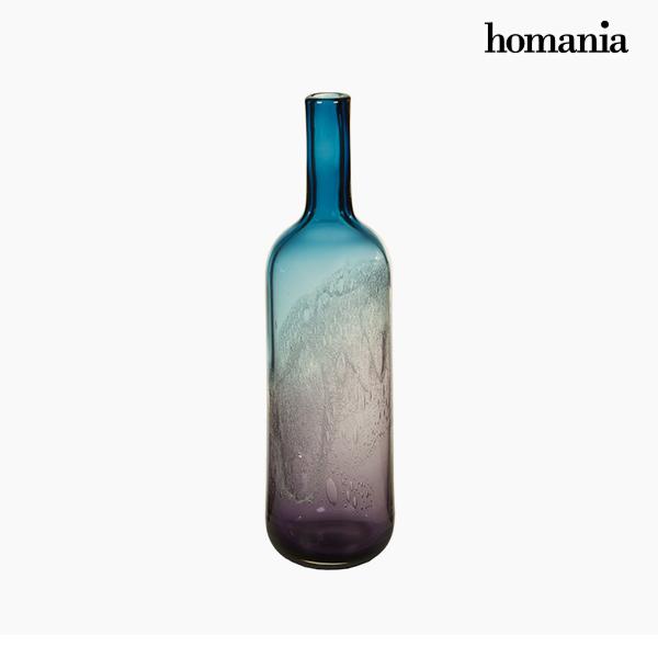 Jarrón Cristal (11 x 11 x 44 cm) – Colección Pure Crystal Deco by Homania